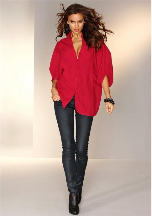 Удлиненная блузка купить в Quelle, Удлиненная блузка от