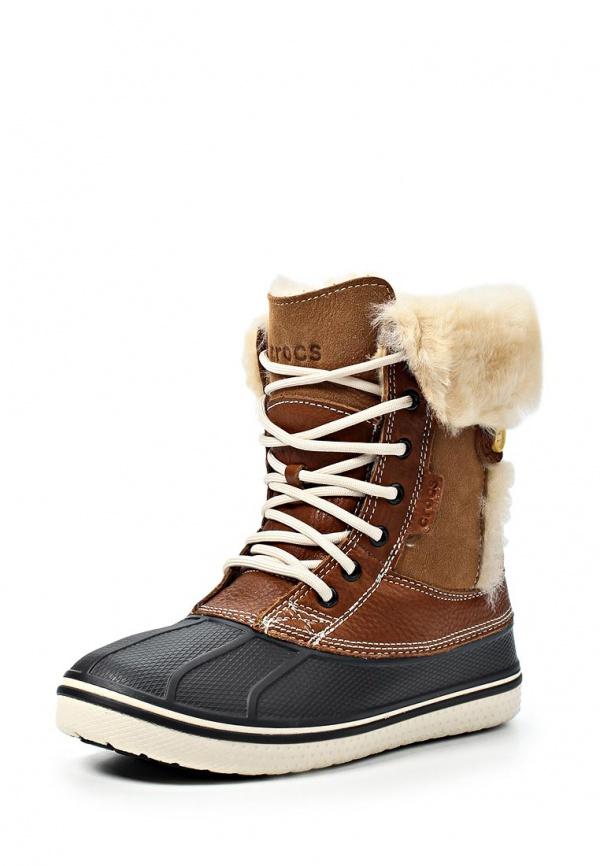 Ботинки Crocs купить в Lamoda RU, Ботинки Crocs от crocs