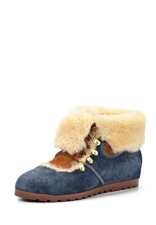 Ботинки Gerzedo купить в Lamoda RU, Ботинки Gerzedo от Gerzedo