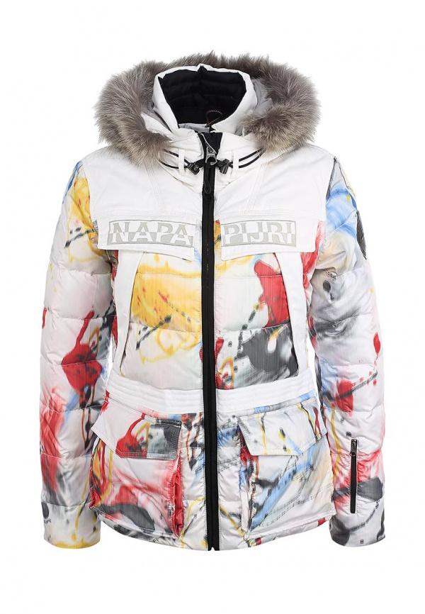 Куртка горнолыжная Napapijri купить в Lamoda RU, Куртка горнолыжная Napapijri от Napapijri