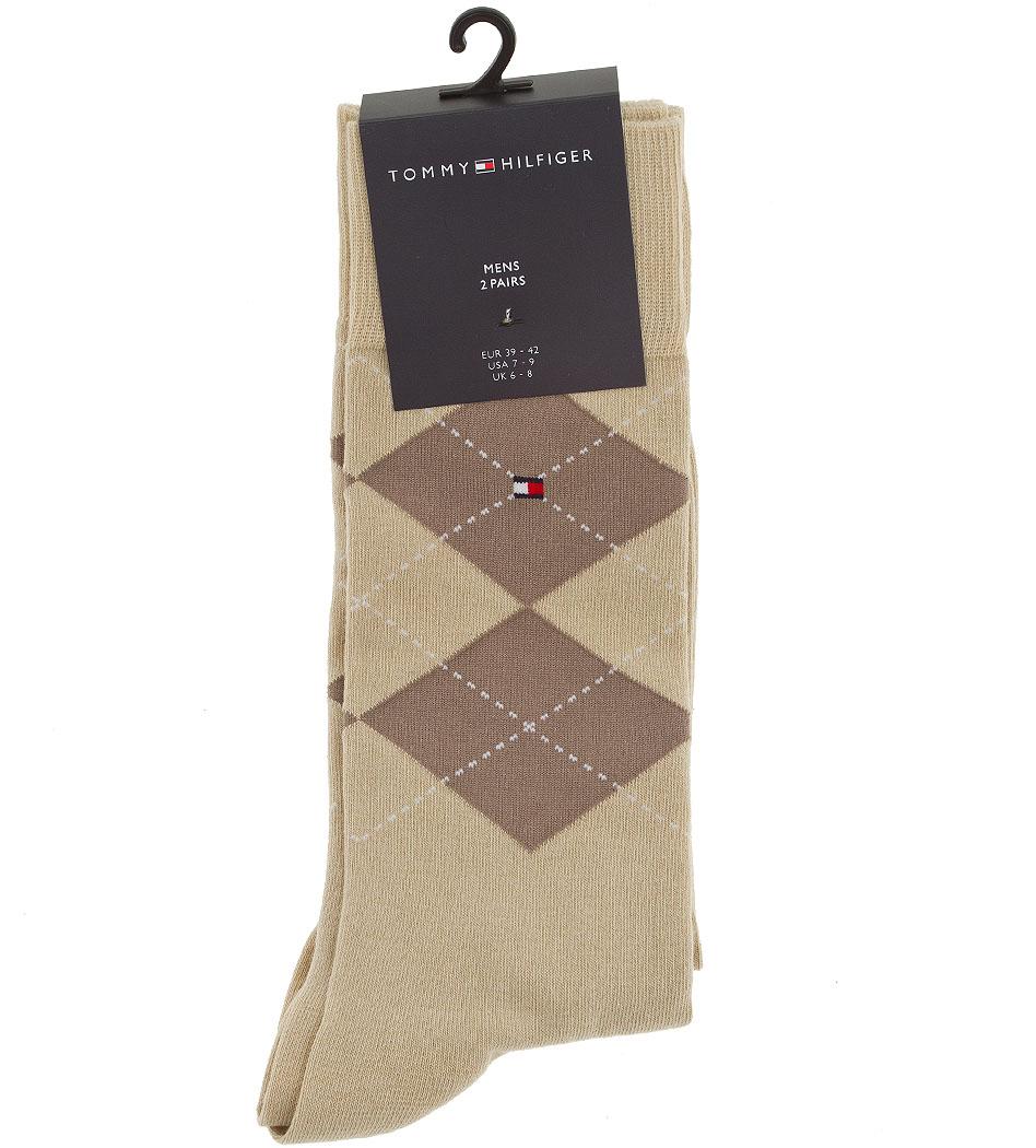 Комплект из двух пар носков Tommy Hilfiger купить в BUTIK, Комплект из двух пар носков Tommy Hilfiger от Tommy Hilfiger