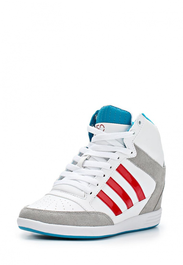 Кеды на танкетке adidas Neo купить в Lamoda RU, Кеды на танкетке adidas Neo от Adidas Neo