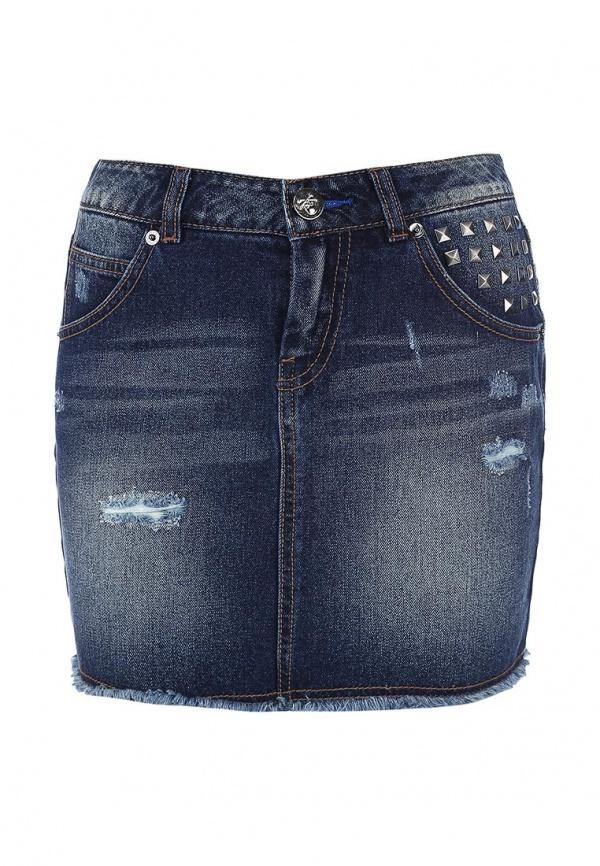 Джинсовая юбка Conver купить в Lamoda RU, Джинсовая юбка Conver от conver